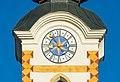 Feldkirchen Sittich Filialkirche hll Philipp und Jakob Turmuhr 24122015 2611.jpg