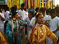 Female Mah songs at the Vegetarian Festival in Phuket 04.JPG