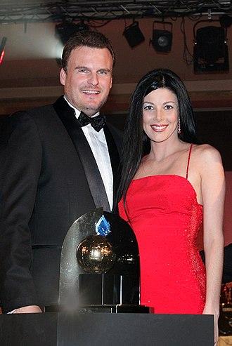 Miss International - Image: Fernanda and Matthias Schmelz