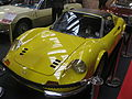 Ferrari Dino 246GTS once owned by the Beatles' George Harrison (10950004583).jpg