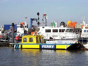 Ferries in Harwich Harbour -a.jpg