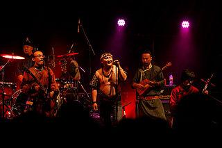 Hanggai (band) band