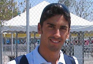Filippo Magnini Italian swimmer