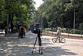 Film kręcą na Paderewskiego - nucek - panoramio.jpg