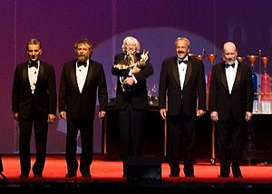 Les Luthiers - Les Luthiers in 2008.