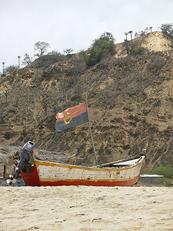 Fishing boat in Cabo Ledo, Angola.jpg