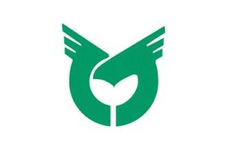 Iheya, Okinawa - Image: Flag of Iheya Okinawa