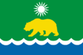 Flag of Kyshtovsky selsovet.png