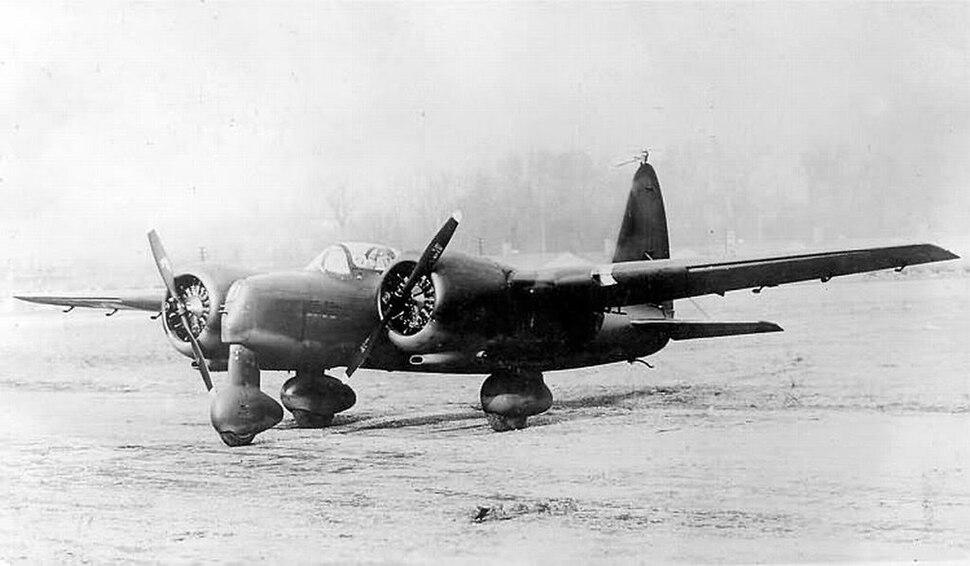 Fleetwings XBQ-2A front