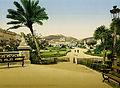 Flickr - …trialsanderrors - Public garden ^ Casino, Nice, France, ca. 1899.jpg