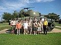 Flickr - DVIDSHUB - Boy Scouts Visit Fort Hood, Tour 1st Cav Museum.jpg