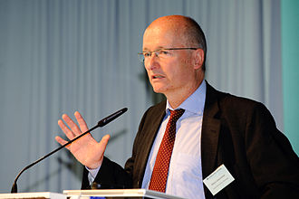 Heinrich Böll Foundation - Klaus Linsenmeier, Executive Director of the Heinrich Böll Foundation North America