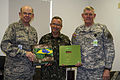 Florida's adjutant general welcomes Brazilian colonel 130521-A-ZI015-062.jpg