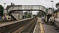 Footbridge, Cark and Cartmel Station.jpg