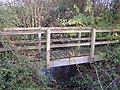 Footbridge - no longer in use - geograph.org.uk - 619612.jpg
