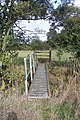 Footbridge near the A21 in Meopham Bank Farm - geograph.org.uk - 1547284.jpg