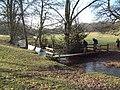 Footbridge over Devil's Brook - geograph.org.uk - 113393.jpg