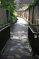 Footbridge over the Letcombe Brook - geograph.org.uk - 1748352.jpg