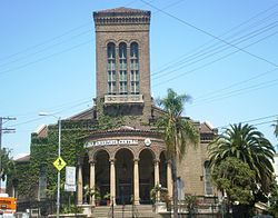 Former First Church of Christ Scientist, Los Angeles.JPG