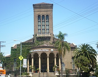 First Church of Christ, Scientist (Los Angeles) - The former First Church of Christ, Scientist (Los Angeles, California)
