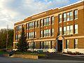 Former Willsboro Central School - Front Alternate.JPG