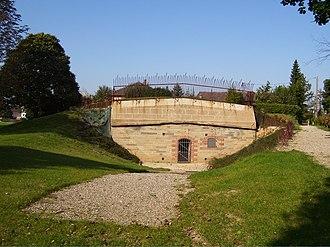 Fort Rapp - Image: Fort Rapp Moltke