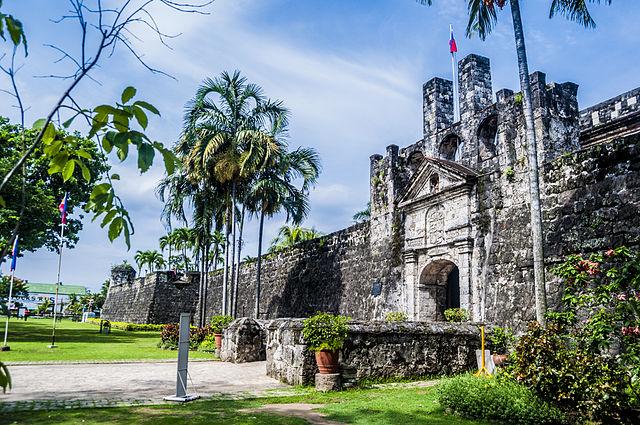 Форт Сан-Педро. Себу