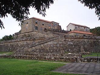 Florianópolis - São José fortress