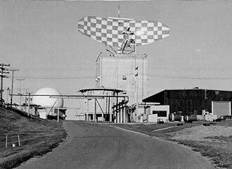 Fortuna Air Force Station - Circa 1977 historical photograph