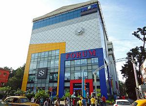 Bhowanipore - The Forum Mall at Elgin Road, Bhowanipore