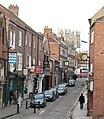 Fossgate, looking north - geograph.org.uk - 1155867.jpg
