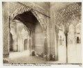 Fotografi av Granada. Alhambra, Sala de Justicia y Patio de los Leones - Hallwylska museet - 104836.tif