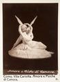 Fotografi på staty av Amor och Psyche - Hallwylska museet - 107331.tif