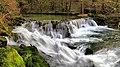 Foucherans, barrage de la Touvière sur la Brème.jpg