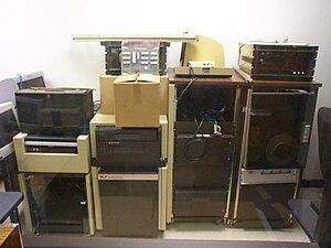 Maestro I - Maestro tape, disk drives, printers