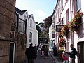 Fowey - street scene near the harbour - geograph.org.uk - 1167213.jpg