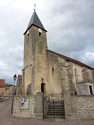 France Côte d'Or - Church of Darcey 1.jpg