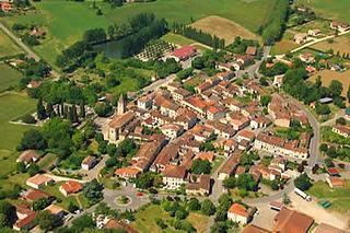 Francescas Commune in Nouvelle-Aquitaine, France