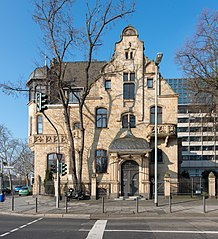Frankfurt Wiesenhüttenstraße 1.Untermainkai 64.Villa Neher.20130401.jpg