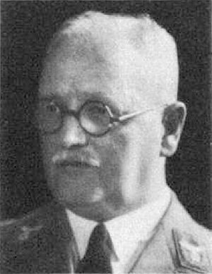Franz Xaver Schwarz - Schwarz, 1938