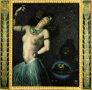 Franz von Stuck Salome II