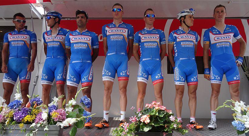 Frasnes-lez-Anvaing - Tour de Wallonie, étape 1, 26 juillet 2014, départ (B082).JPG