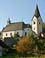 Frauenstein Kraig Kirchweg 6 Pfarrkirche hl Johannes d T 15102006 02.jpg
