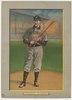 Fred Clarke, Pittsburgh Pirates, baseball card portrait LCCN2007685653.tif