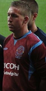 Freddy Eastwood English footballer