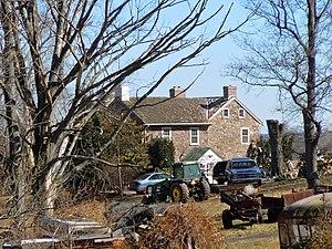 French Creek Farm - French Creek Farmhouse, March 2011