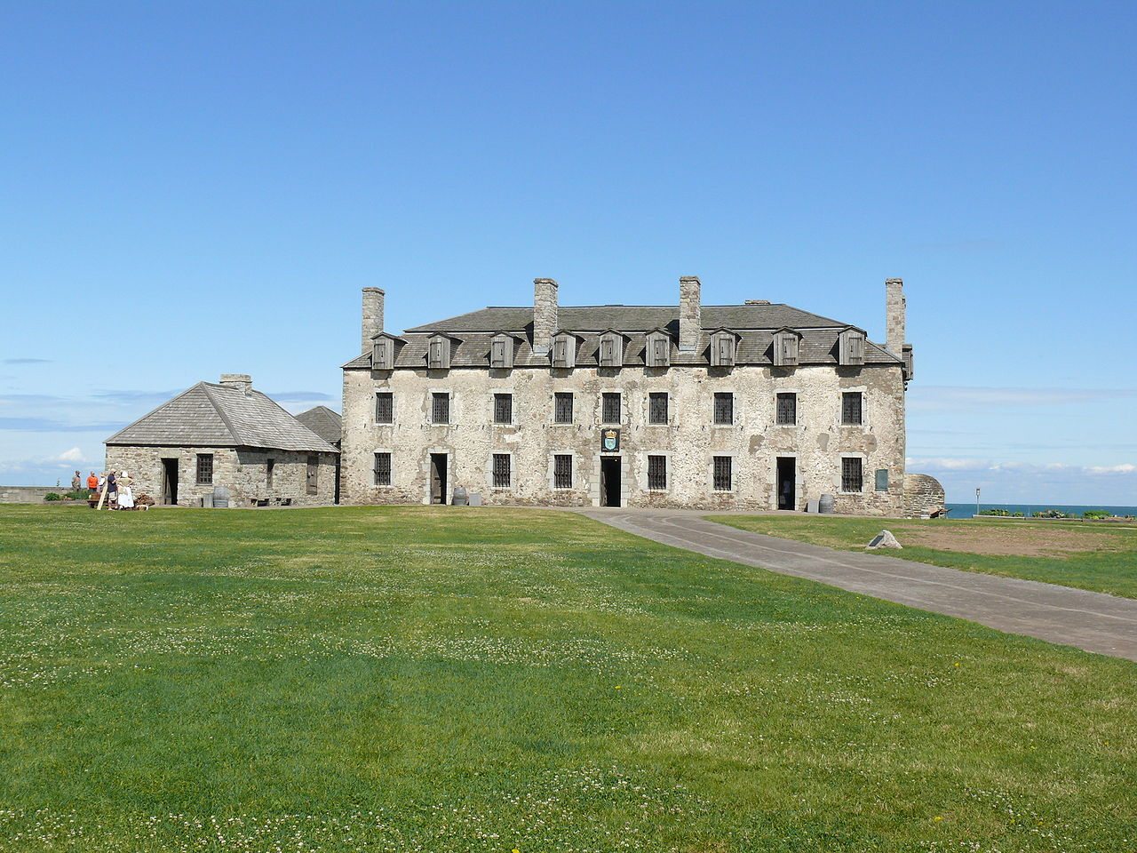 French castle at Fort Niagara 2.JPG