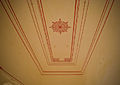 Fresco on a ceiling inside Badal Mahal, Kumbhalgarh fort, Udaipur.jpg
