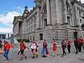 FridaysForFuture protest Berlin human chain 28-06-2019 07.jpg