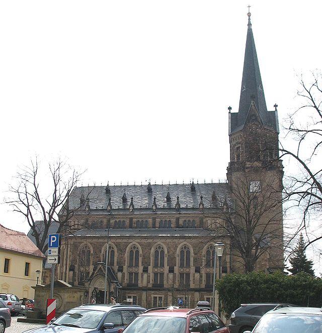 Friedenskirche zu Radebeul - Wikiwand